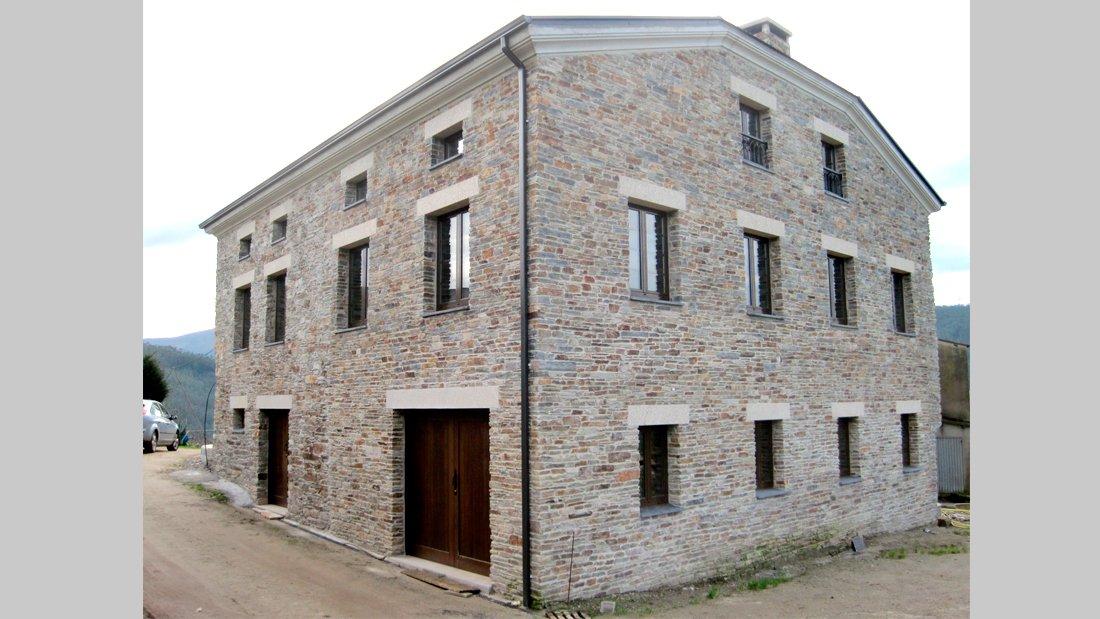 Proyectos realizados reforma louton - piedra