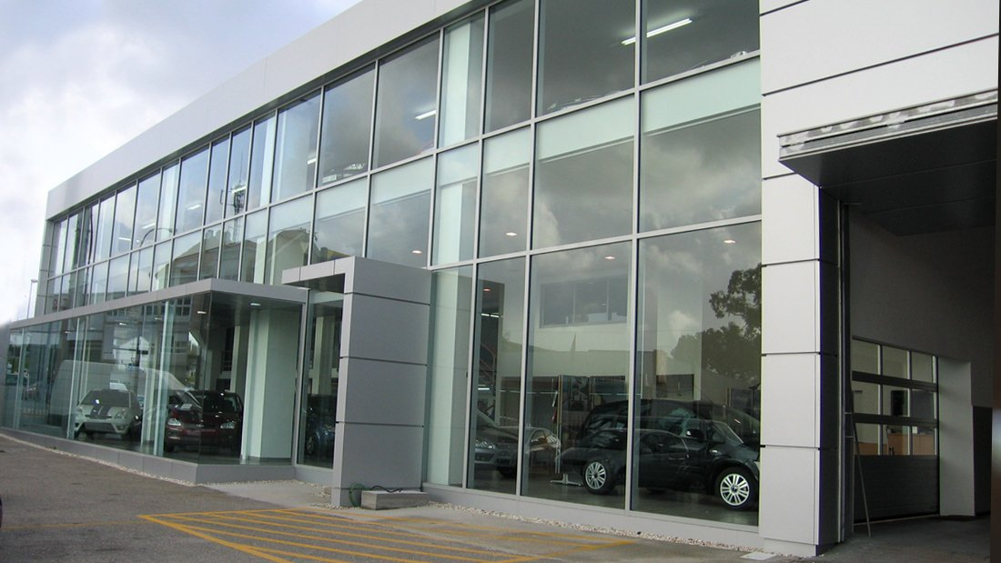 Concesionario Mourente Motor Pontevedra