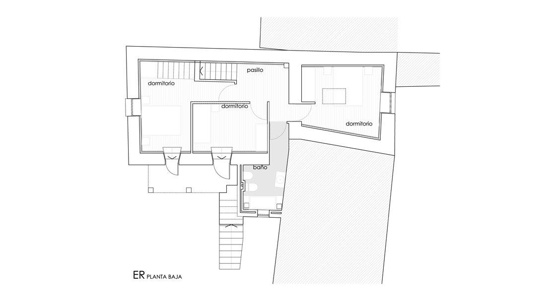 Rehabilitación vivienda Gondomar