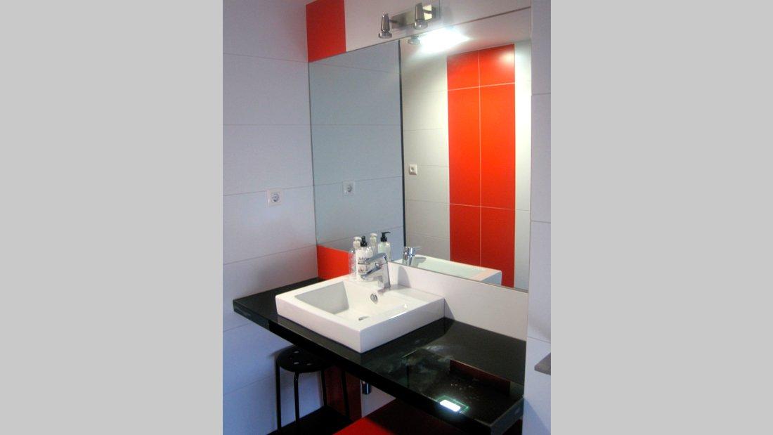 Salvador baño - proyecto realizado