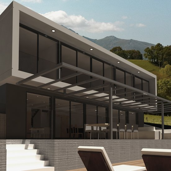 Arquitectura moderna - espandal